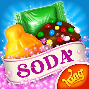 Candy Crush Soda Saga v1.157.3 [Mod] APK [Latest]